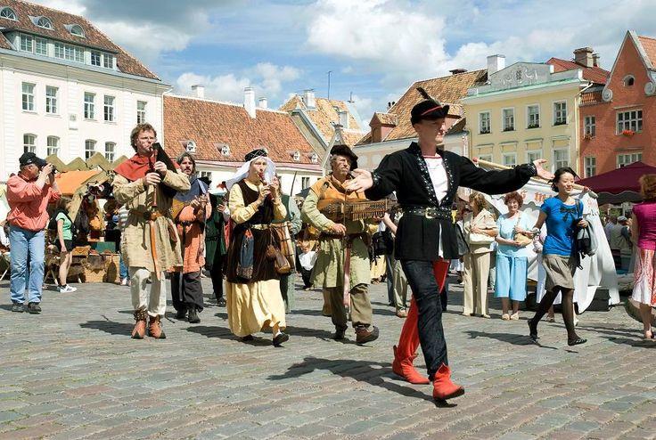 Middle Age in Tallinn