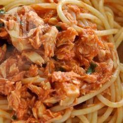 Espaguete com atum @ allrecipes.com.br
