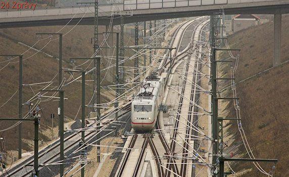OBRAZEM: Berlín - Mnichov pod 4 hodiny. Vlaky v Německu výrazně zrychlí