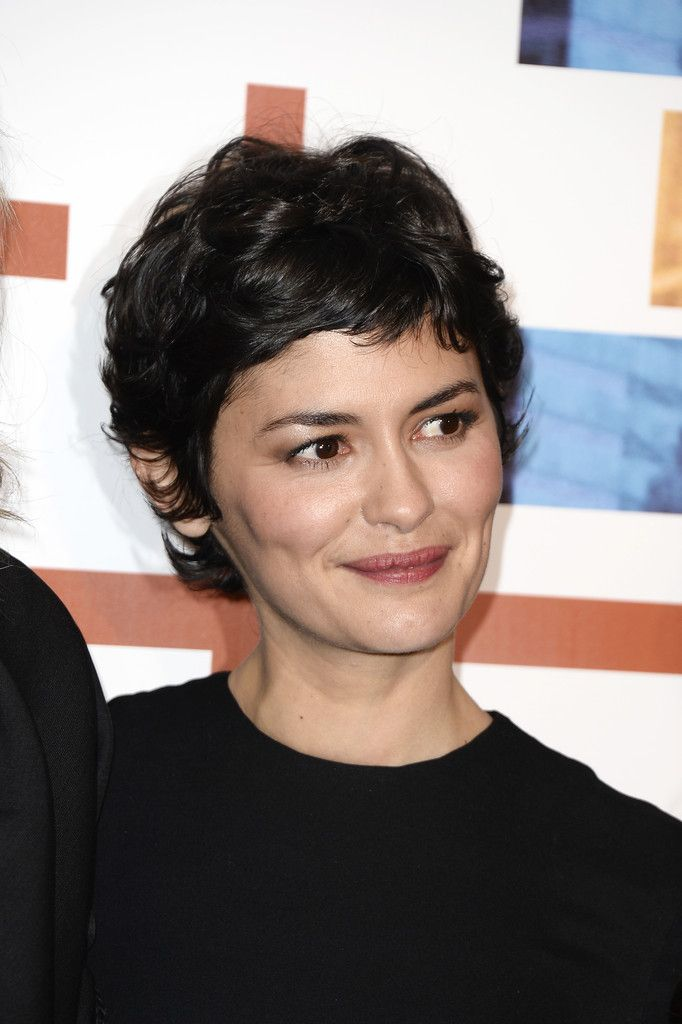 Audrey Tautou Photos: 'Casse Tete Chinois' Premieres in Paris