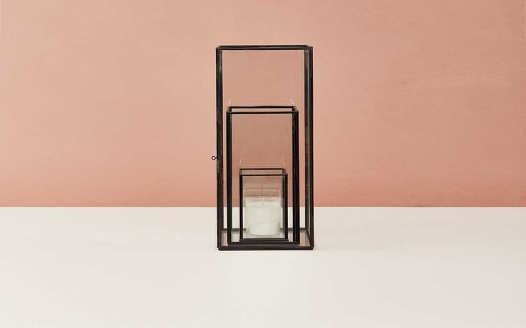 Simple Mirrored Lanterns
