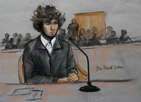BOSTON (AP) — The jurors in the trial of Boston Marathon bomber Dzhokhar Tsarnaev are lying low after months of being center stage in one of the most closely watched terror trials in the post-9/11 era.