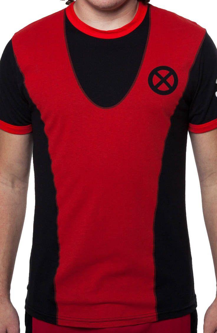 Nightcrawler Costume Shirt