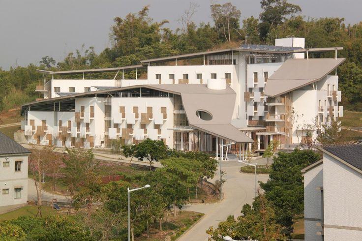 Dormitori per ITRI Southern Taiwan Campus / Bio-Architettura Formosana