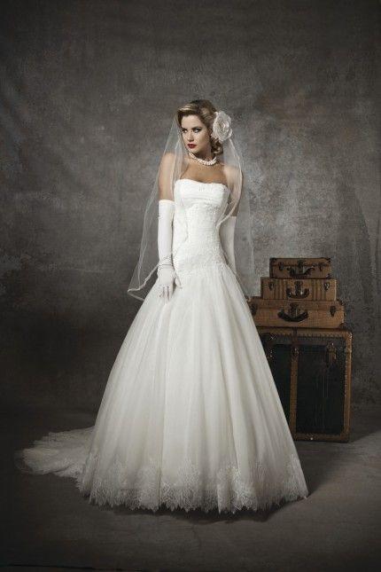 20 best Justin Alexander Wedding Dresses images on Pinterest ...