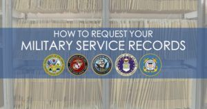 How to Request a DD-214 or Other Military Service Records