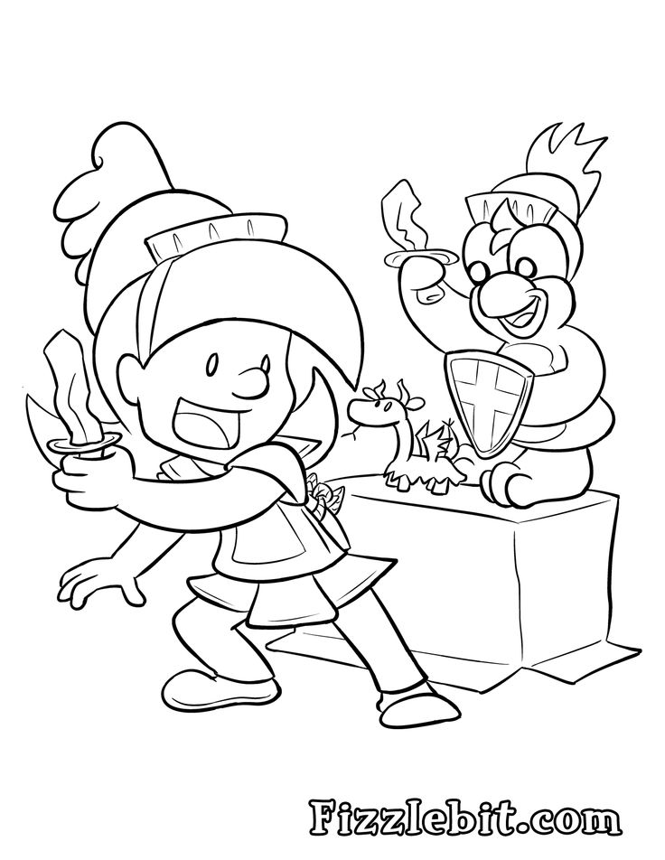 17 best images about comics on pinterest birds eye view for Lydia coloring page