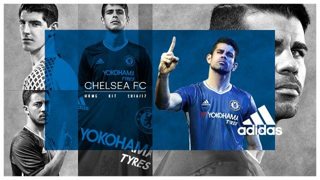 Chelsea Football Club and adidas Football today unveil our new home kit for the 2016/17 season...