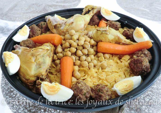 1000 images about recette de couscous cuisine. Black Bedroom Furniture Sets. Home Design Ideas