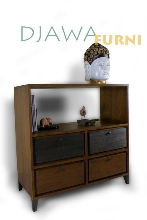 #furniture for your living room and #homedecor, a Wilson Cabinet from @DjawaHome.
