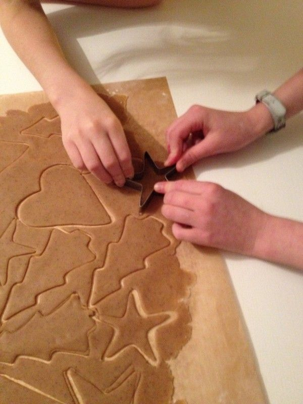 Christmas Traditions Swedish ginger biscuits // Swede Cottage Farm //