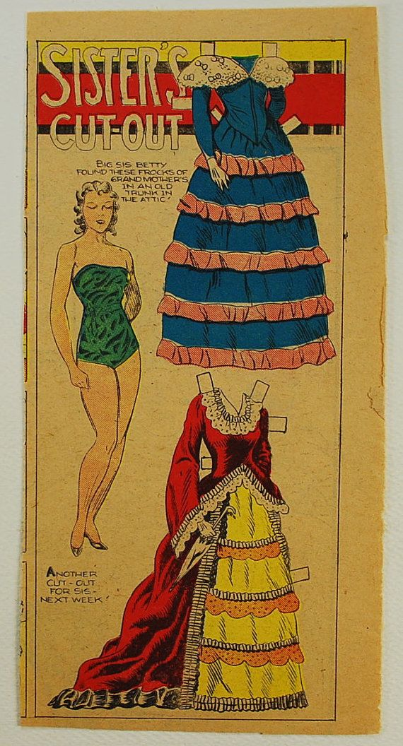 paper dolls dating A paper doll would have a paper says is really off putting and reminiscent of some of the attitudes of egotistical slimy men i've had the misfortune of dating.