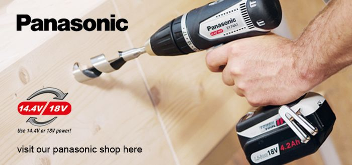 visit our Panasonic Power Tools store
