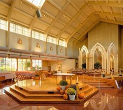 Tannoy And Lab.gruppen Provide Intelligibility For Sacred Heart Church. Noretron.