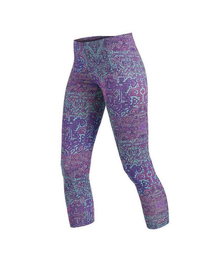 Litex Sportswear Dames legging 7-8 broeklengte