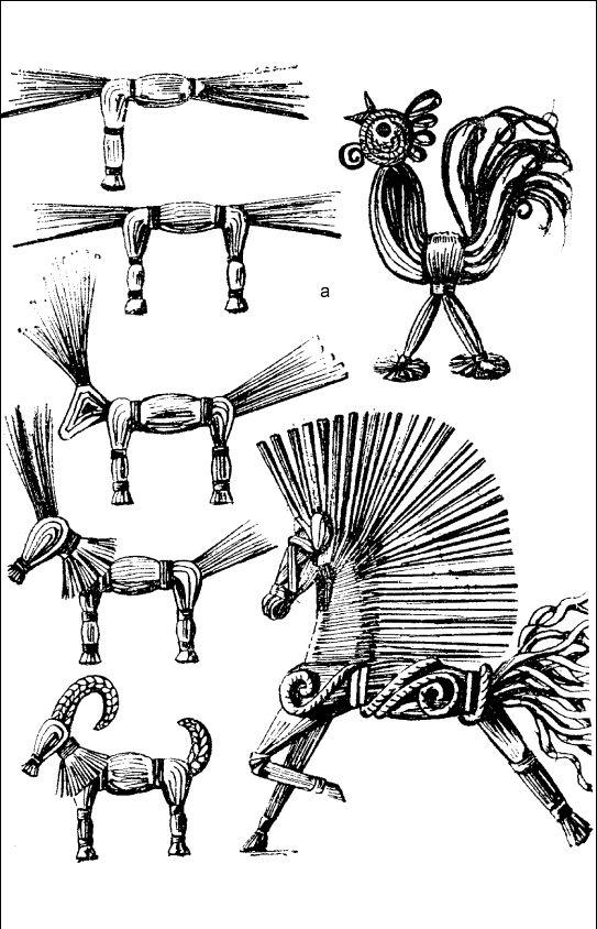 ПЛЕТЕНЫЕ ИЗДЕЛИЯ / Плетение: береста, соломка, тростник, лоза и другие материалы