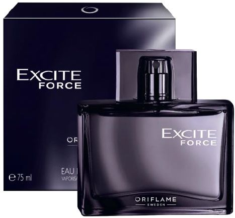 Eau de Toilette- Excite Force - By Oriflame