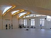 Tanzstudio in London eingweiht / Kleines Budget, große Wirkung - Architektur und Architekten - News / Meldungen / Nachrichten - BauNetz.de
