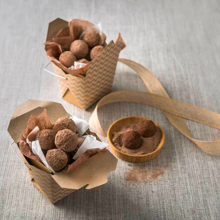 Delicious Spiced Chocolate Truffles using Haigh's 70% Cocoa Dark Pastilles and Spiced Drinking Chocolate. Makes a great gift this Christmas.