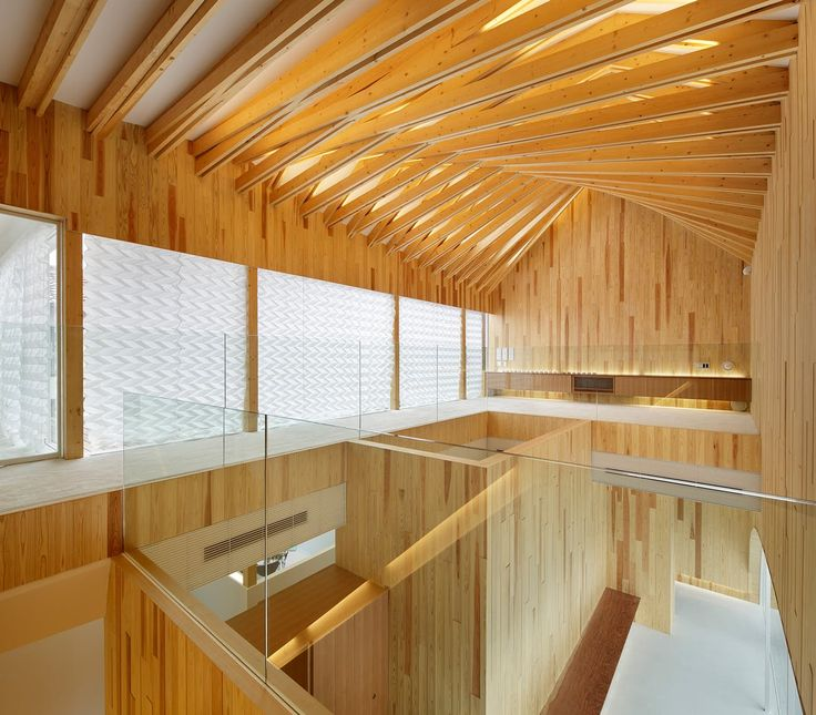 Canadian Wood Council pushes for more wood architecture excellence in the latest Wood Design Awards