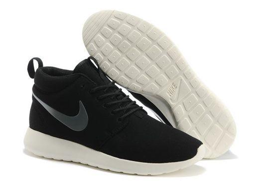 Kengät Nike Roshe Run Miehet ID High 0003 [Kengät Malli M00273] - €64.99 : , billig nike sko nettbutikk.