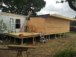 25 best ideas about mobile home addition on pinterest for Mobile home room addition