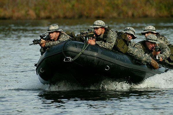 US Army Rangers - zodiac