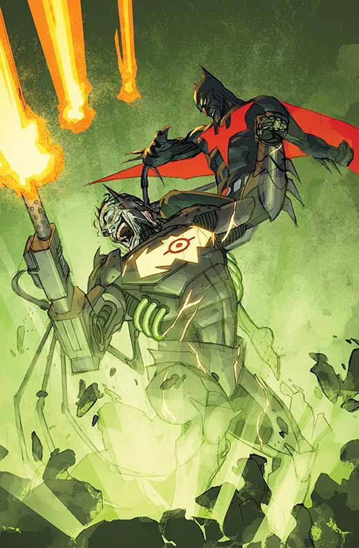 Sollicitations de The New 52 : Futures End #36-39 | DCPlanet.fr