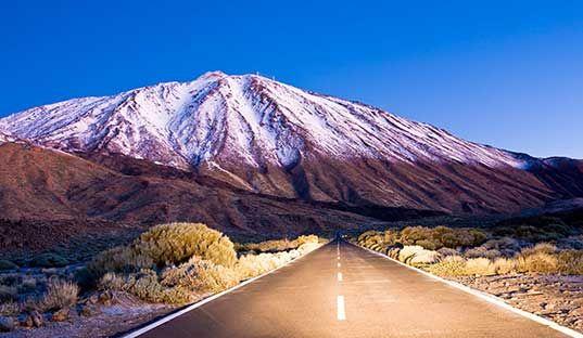 Spain - Tenerife's El Teide National Park