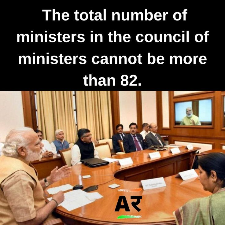 Council of Ministers in 2020 India facts, Minister