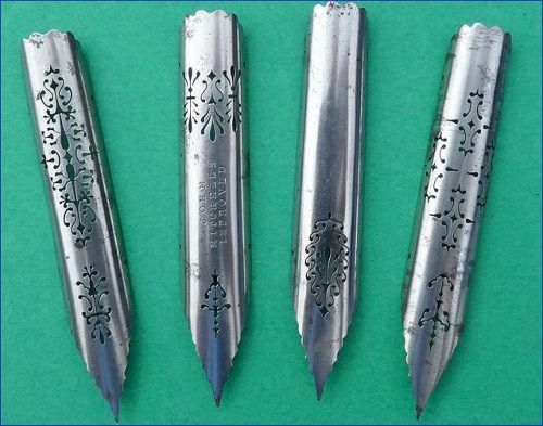 140 Best Images About Copperplate Pen Nibs On Pinterest