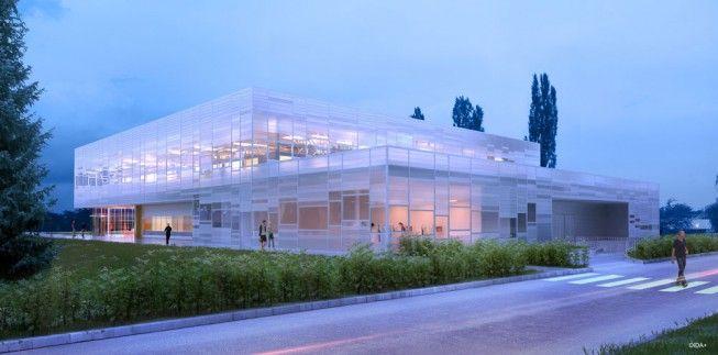vib architecture | vialet + ballus | paris – Ease centre de formation | Strasbourg (67)