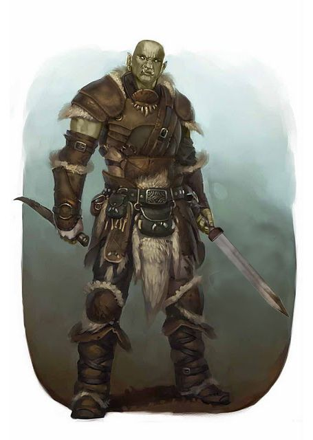 Malok, the human hunte...