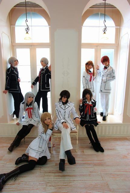 Vampire Knight, not the best but still very cool.