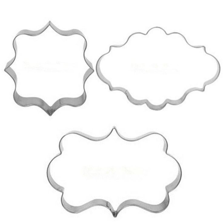 Cheap cutter vinyl, Buy Quality cutter tool directly from China tool aluminum Suppliers: 3 different shaped cake mould set Materal: Stainless steel Pattern: Square, Rectangle, Oval Color: Sliver Size (Approx.)