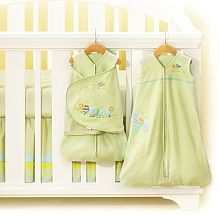 Halo Safe Sleep Crib Set - Friendly Caterpillar - $44.98 @ Babies r us