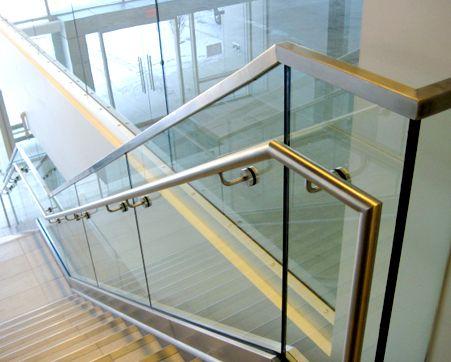 City Center Aria Resort And Casino Custom Glass Railing