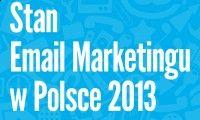 """""""Stan e-mail marketingu w Polsce 2013"""" – raport GetResponse"""