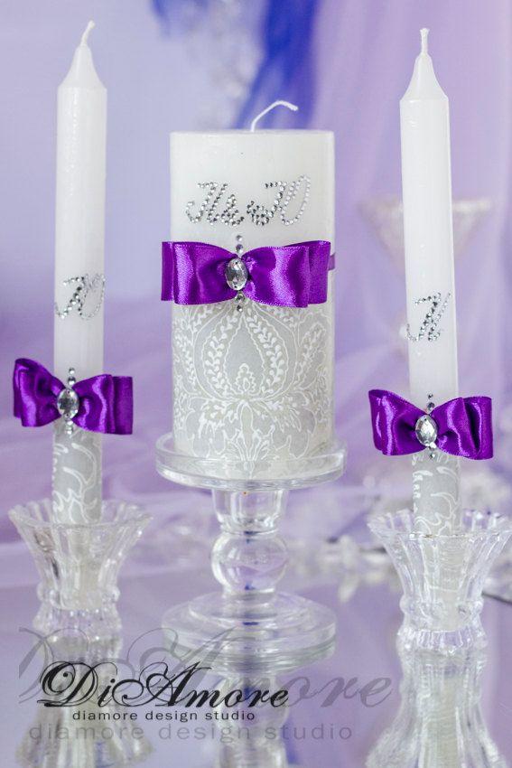 Winter Wedding Сrystal Personalized Wedding by DiAmoreDS on Etsy