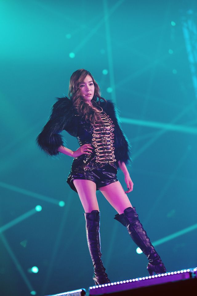 SNSD Girls' Generation Tokyo Dome concert 09/12/2014 Tiffany