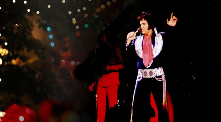 Country Music Lyrics - Quotes - Songs Elvis presley - Watch Elvis Presley's Final 'Blue Christmas' Just Weeks Before Death - Youtube Music Videos http://countryrebel.com/blogs/videos/watch-elvis-presleys-final-blue-christmas-just-weeks-before-death