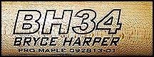 Bryce Harper Game Used Bat - MLB Game Used Bats >>> Click on the image for additional details.