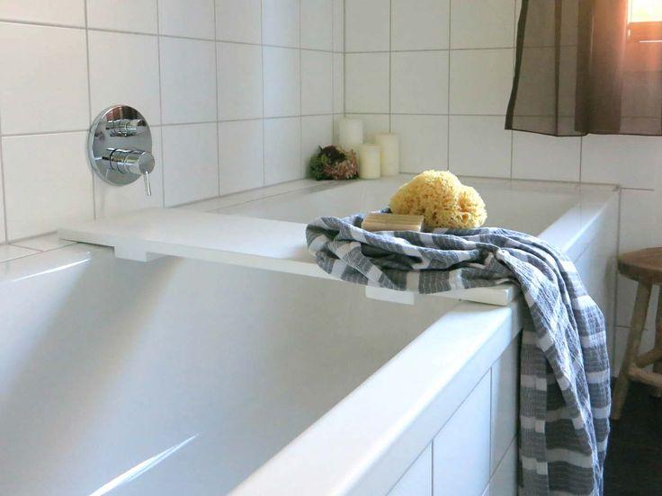 Die besten 25+ Badewannenablage holz Ideen auf Pinterest