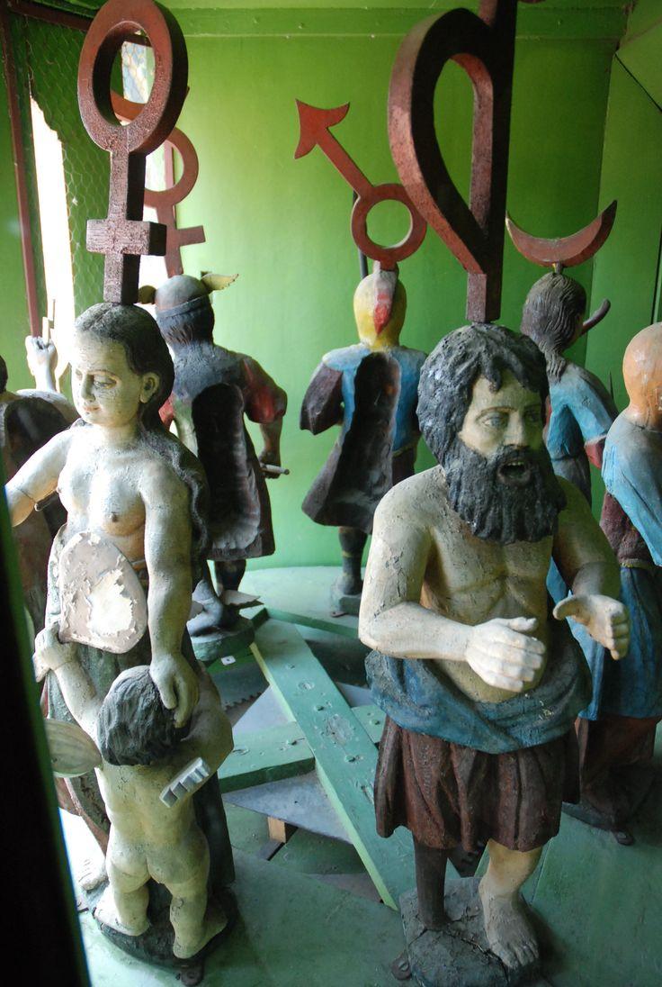 AFAR.com Highlight: Sighisoara Clock Figures by David Netzer
