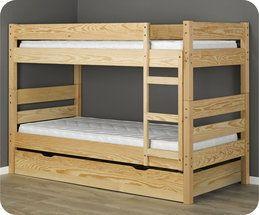 #litera #cama #nido  #habitacion #juvenil #mueble #ecológico #sostenible #infantil