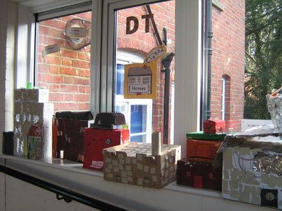 DT Homes Display, Classroom Display, class display, technology, design, building, homes, houses, build, Early Years (EYFS), KS1 & KS2 Primary Resources