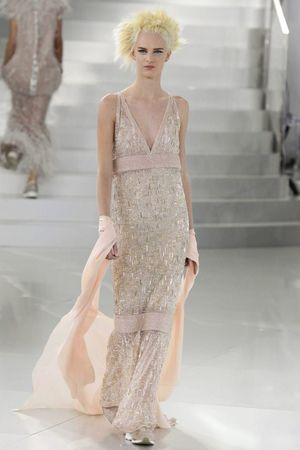 Chanel Haute Couture Spring Summer 2014...If i were to remarry, yes to this dress