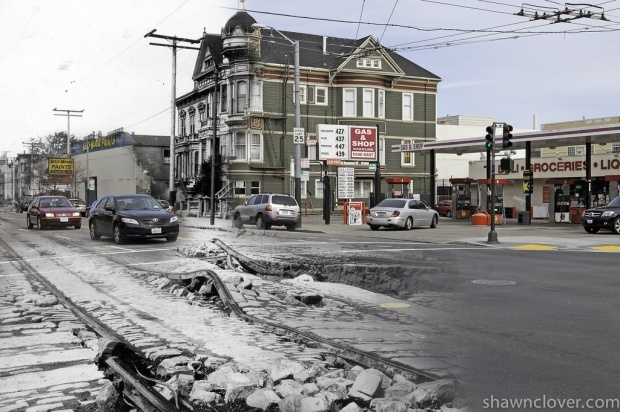 San Francisco After the Earthquake and Today | InspireFirst via OLyfe