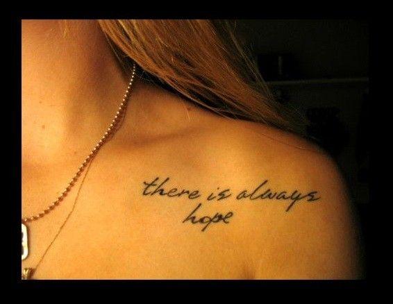 spalla con scritta in 566 438 tatoo