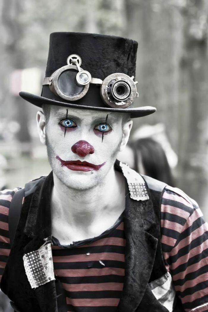 Quatang Gallery- 1001 Idees De Maquillage Halloween Homme Impressionnant Maquillage Homme Maquillage Halloween Homme Maquillage Halloween